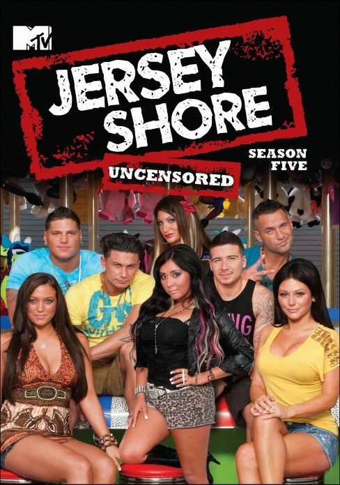 Jersey Shore: Season Five Uncensored [3 Discs] - image 1 of 1