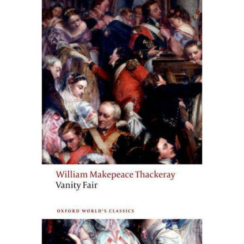 Vanity Fair - by  William Makepeace Thackeray (Paperback) - image 1 of 1