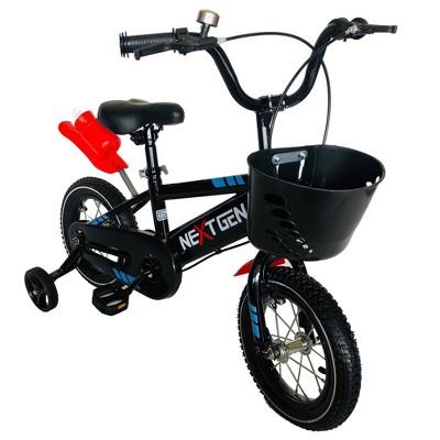 "Optimum Fulfillment NextGen 12"" Kids' Bike - Black"