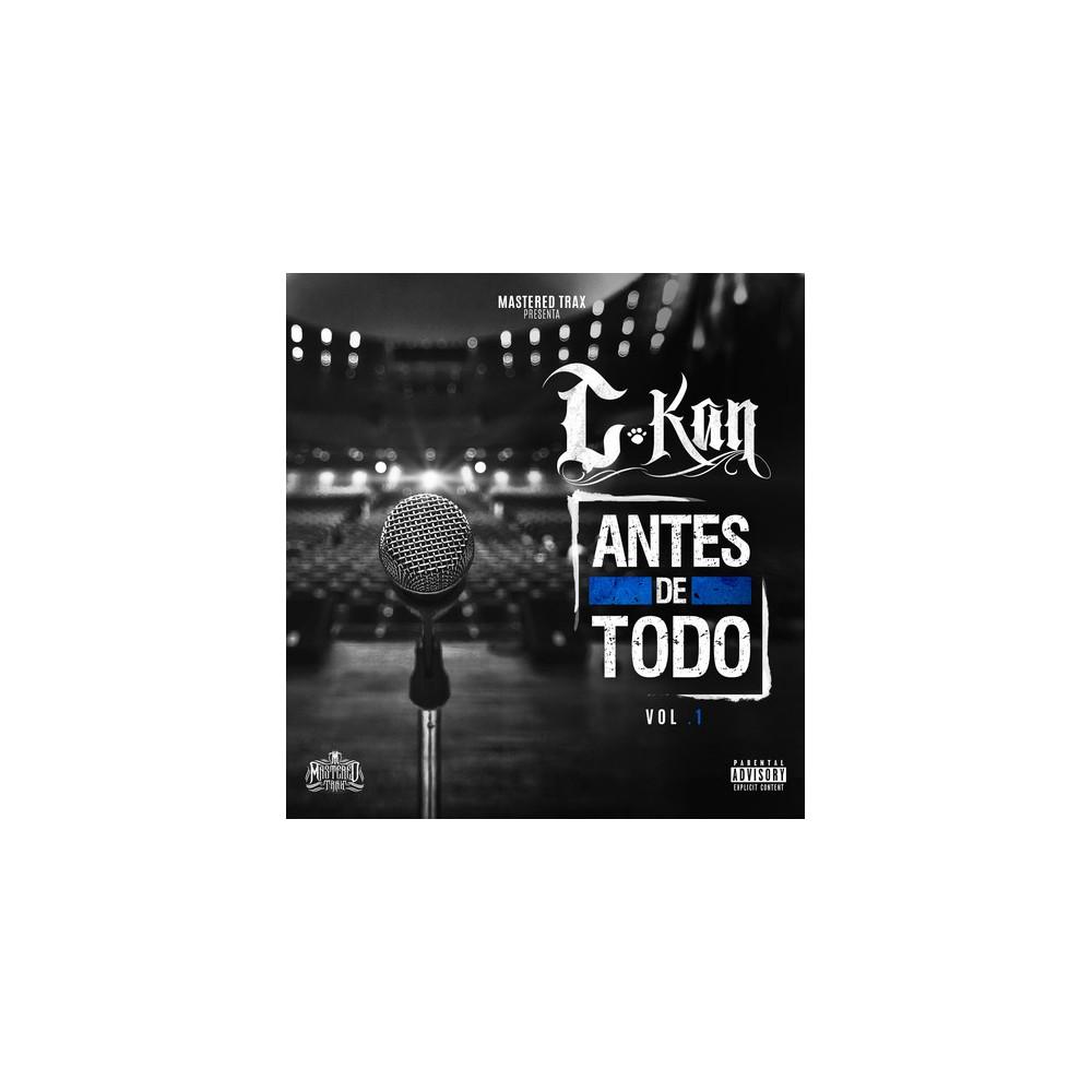 C-kan - Antes De Todo Vol 1 (CD)