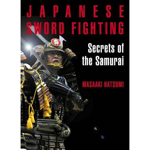 Japanese Sword Fighting - by  Masaaki Hatsumi (Paperback) - image 1 of 1