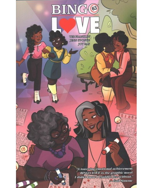 Bingo Love -  by Tee Franklin (Paperback) - image 1 of 1