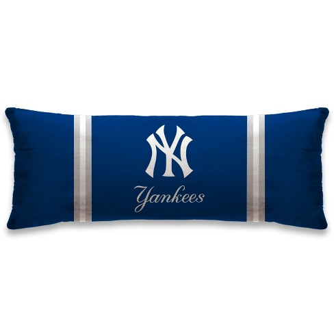 "MLB New York Yankees 20""x48"" Body Pillow - image 1 of 1"