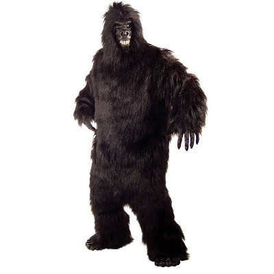 Adult Gorilla Halloween Costume One Size