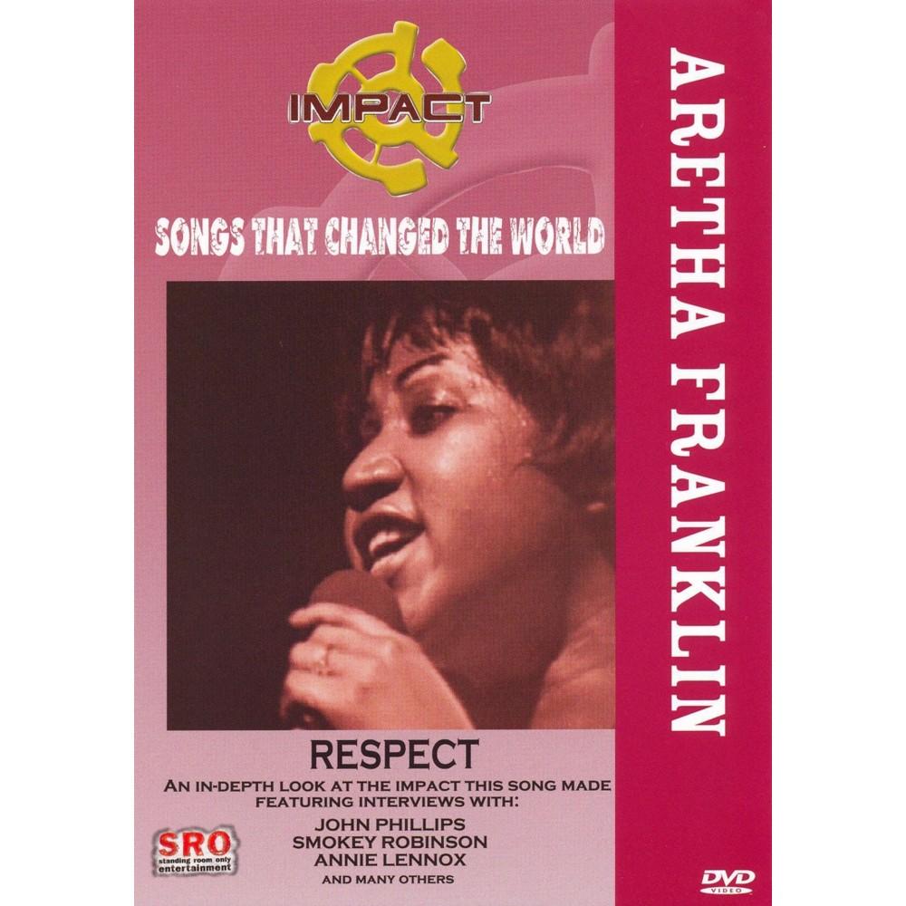 Aretha Franklin:Respect (Dvd)