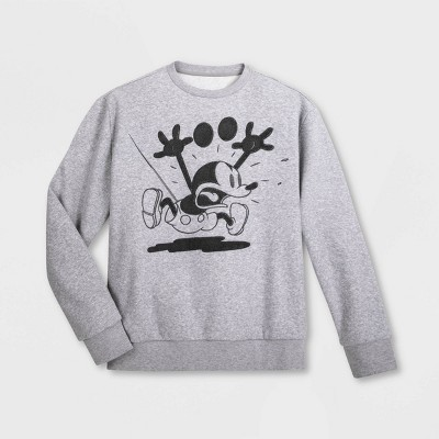 Women's Disney Minnie Mouse Activewear Pullover - Gray - Disney Store