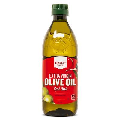 Extra Virgin Olive Oil - 16.9oz - Market Pantry™