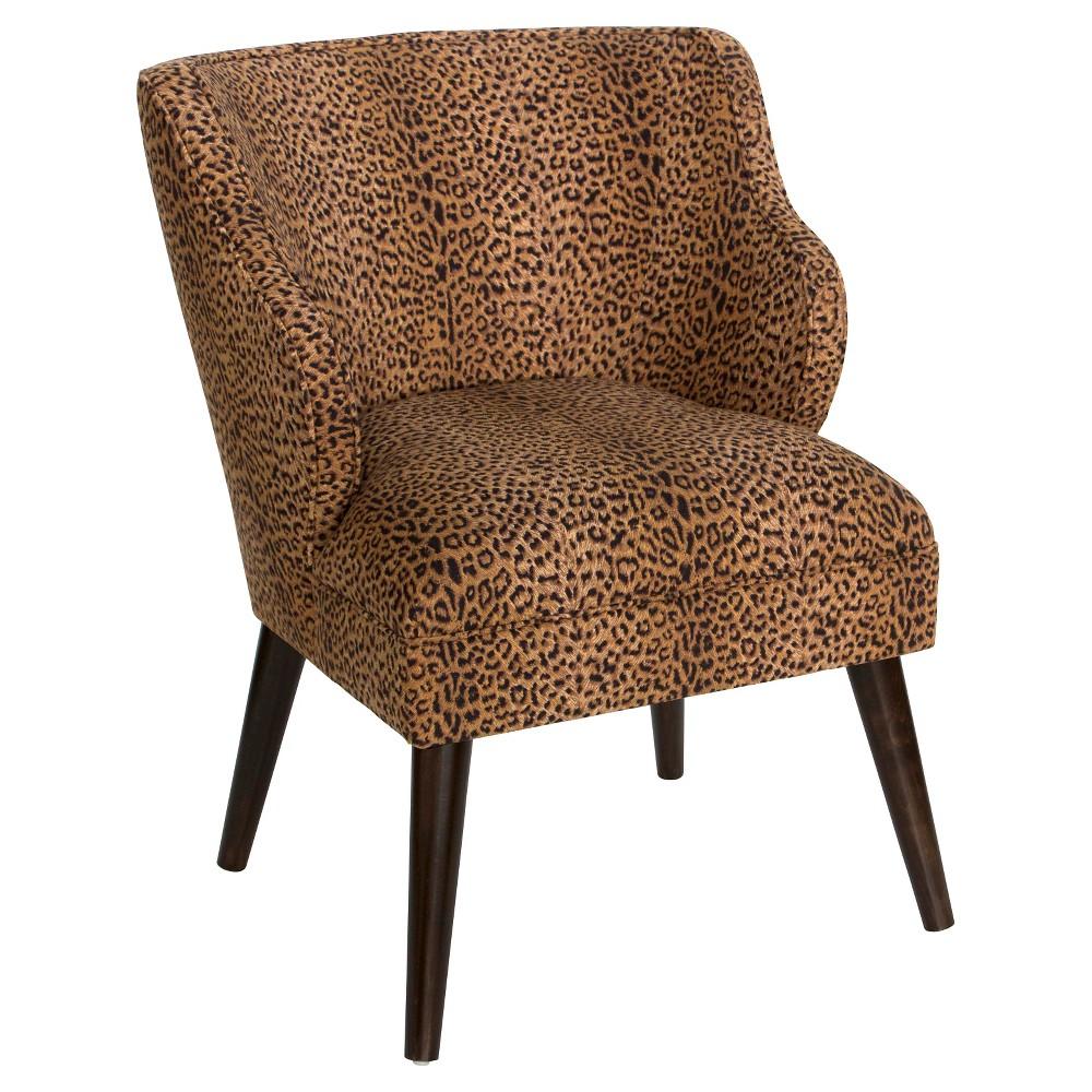 Skyline Modern Chair - Skyline Furniture , Brown