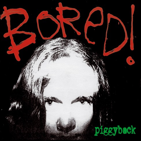Bored - Piggyback (Vinyl) - image 1 of 1