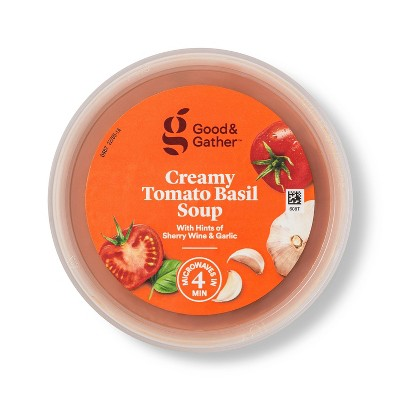 Creamy Tomato Basil Soup - 16oz - Good & Gather™