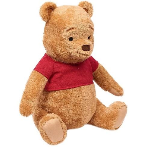 "Disney Store Winnie the Pooh Piglet Plush 14/"" Christopher Robbin NEW"
