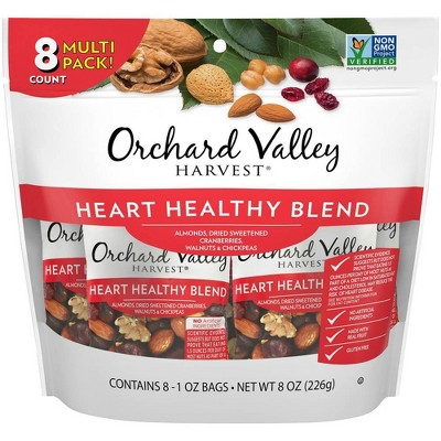 Orchard Valley Harvest Heart Healthy Blend - 8oz
