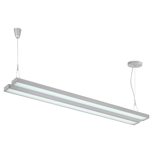 Duena 1 Light LED Pendant - Silver - image 1 of 2