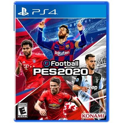 eFootball: Pro Evolution Soccer 2020 - PlayStation 4