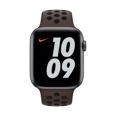 Apple Watch 44mm Nike Sport Band - Ironstone/Black