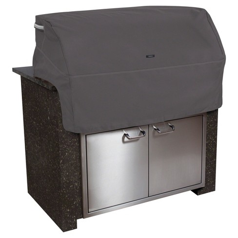 Ravenna Built In Grill Top Cover - Dark Taupe - Classic Accessories - image 1 of 4