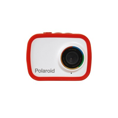 Polaroid Sport Action Camera 720p - Red