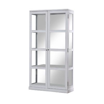 Payton Display Cabinet White - ioHOMES