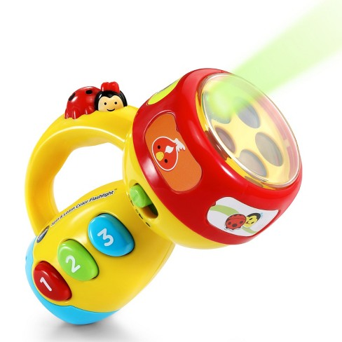 VTech Spin and Learn Color Flashlight - image 1 of 4