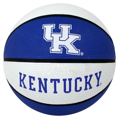 NCAA Kentucky Wildcats Mini Basketball