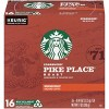 Starbucks Pike Place Medium Roast Coffee - Keurig K-Cup Pods - 16ct - image 4 of 4