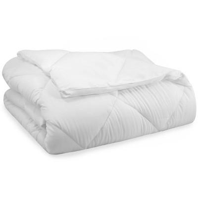 Full/Queen Year Round Down Alternative Comforter - Serta