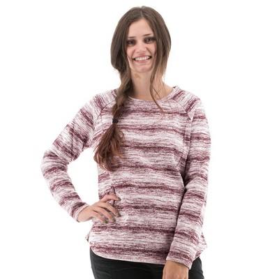 Aventura Clothing  Women's Sami Long Sleeve Fleece Top