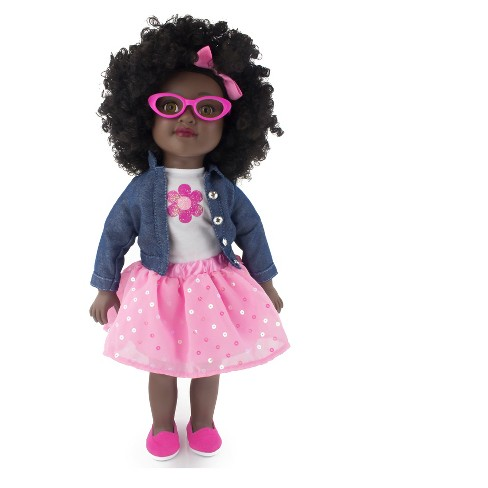 "Positively Perfect 18"" Doll - Kennedy - image 1 of 2"
