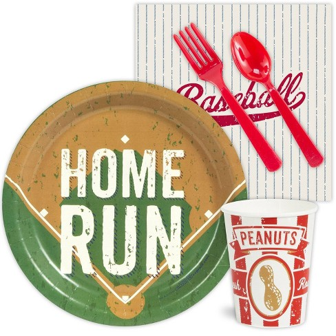 16ct Baseball Party Snack Pack - image 1 of 1