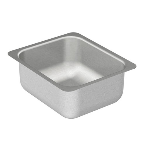 "Moen G204502 12"" Single Basin Undermount Stainless Steel Bar Sink - image 1 of 2"