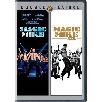 Magic Mike / Magic Mike XXL (DVD)