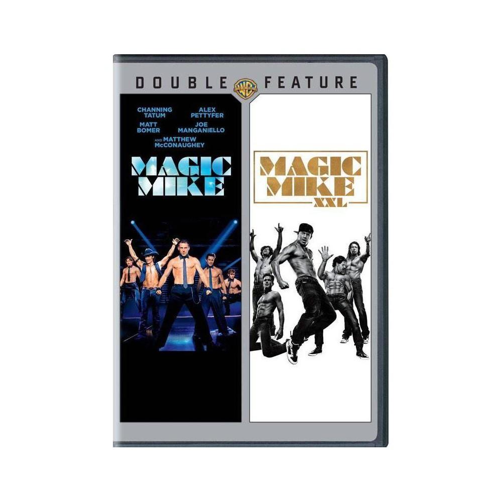 Magic Mike Magic Mike Xxl Dvd