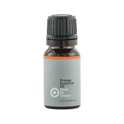 .33 fl oz 100% Pure Essential Oil Single Note Orange - Made By Design™