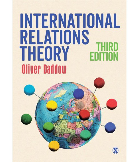 International Relations Theory -  by Oliver Daddow (Hardcover) - image 1 of 1