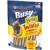 Purina Busy with Beggin'  Small Breed Chewy Dog Treats Twist'd Mini - 12ct Pouch - image 4 of 4