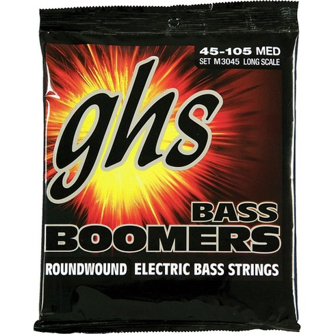 GHS M3045 Bass Boomers Medium Electric Bass Strings - image 1 of 1