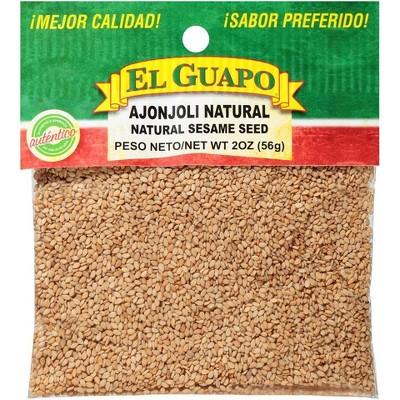 El Guapo Whole Sesame - 2oz