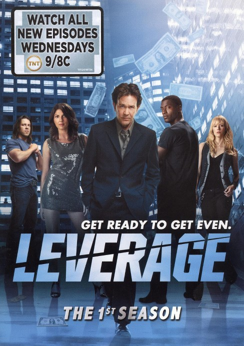 Leverage: The 1st Season (4 Discs) (dvd_video) - image 1 of 1