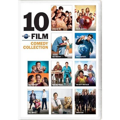 Universal 10-Film Comedy Collection (DVD)