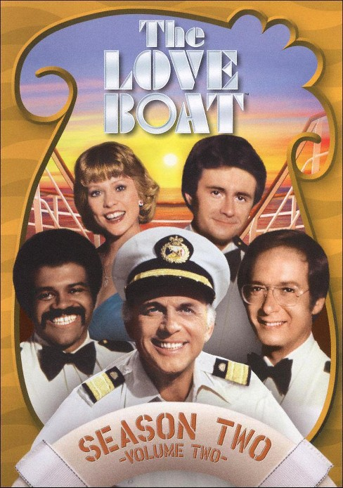 The Love Boat: Season Two, Vol. 2 [4 Discs] - image 1 of 1