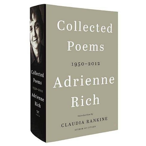 Collected Poems - by  Adrienne Rich (Hardcover) - image 1 of 1