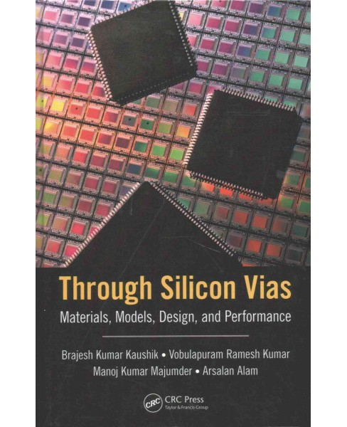 Through Silicon Vias : Materials, Models, Design, and Performance (Hardcover) (Brajesh Kumar Kaushik) - image 1 of 1