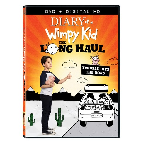 Diary Of a Wimpy Kid 4: The Long Haul  (DVD + Digital) - image 1 of 1