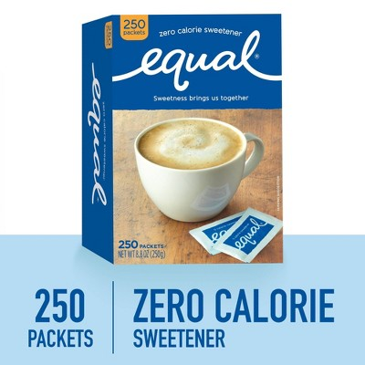 Sugar & Sweetener: Equal