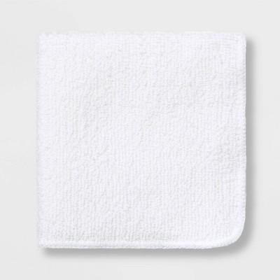 6pk Washcloth White - Room Essentials™