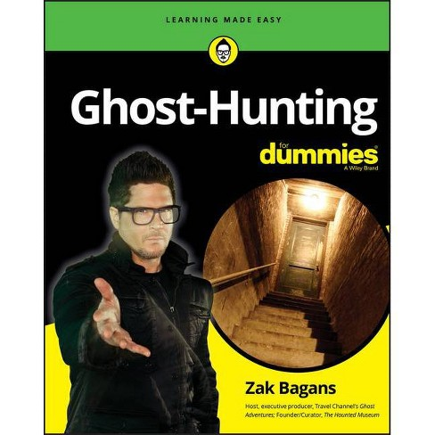Ghost-Hunting For Dummies - By Zak Bagans (Paperback) : Target