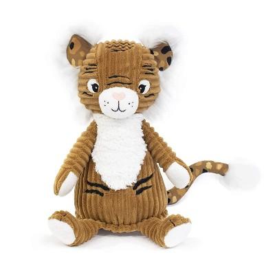 TriAction Toys Les Deglingos Originals Plush Animal | Speculos the Tiger