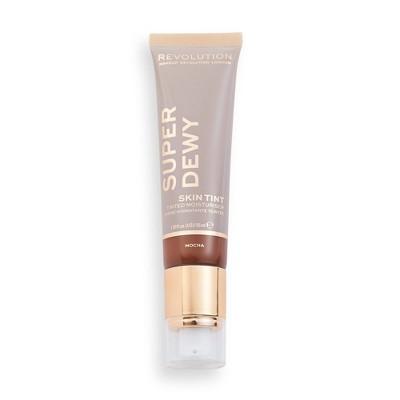 Makeup Revolution SuperDewy Tinted Moisturizer - Deep - 1.85 fl oz