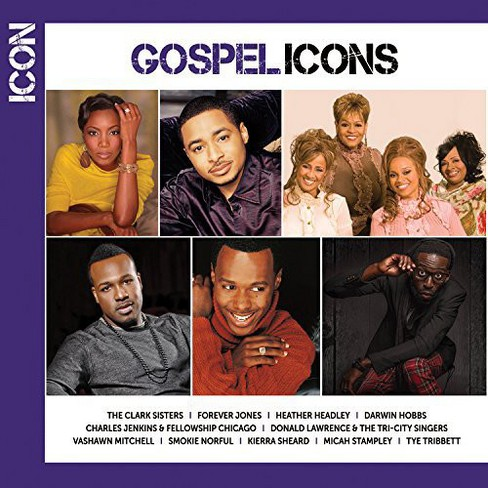 Gospel Icons (CD) - image 1 of 1
