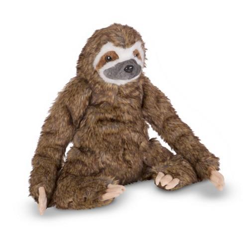 Melissa & Doug Stuffed Animal Sloth - image 1 of 3